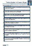 Textaufgaben Längen Aufgaben Übungen 4.Klasse