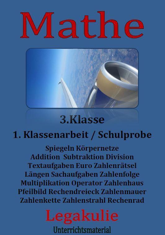 Gemütlich 3Klasse Mathe Test Prep Arbeitsblatt Bilder - Mathe ...