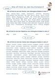 Hören / Erkennen / Buchstaben 1-4.Klasse