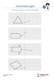Figuren Verschiebung Mathematik 3.Klasse PDF