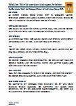 Kleinschreibtraining Deutsch 2.Klasse Schulaufgabe PDF