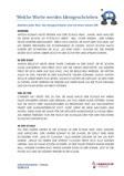 Kleinschreibung Deutsch 3.Klasse Arbeitsblätter PDF