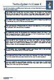 Textaufgaben Euro Schulprobe Klassenarbeit 4.Klasse