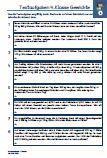 Textaufgaben Gewicht 4.Klasse Arbeitsblätter PDF