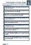 Textaufgaben Länge 4.Klasse Schulprobe Übungen PDF