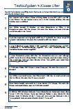 Textaufgaben Liter 4.Klasse Mathematik Arbeitsblätter
