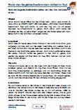 Artikel - Begleiter Markieren 3.Klasse Arbeitsblatt