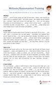 Mitlaute Konsonanten ck k g Deutsch Aufgaben PDF