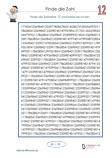 Zahlenreihen / Zahlenfeld Mathematik 1.Klasse PDF