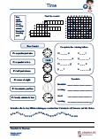 Time Englisch Arbeitsblatt Übungen 5.Klasse PDF