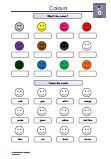 Colours / Farben Englisch 5.Klasse Arbeitsblätter PDF