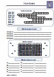 Numbers Zahlen Arbeitsblätter Übungen 5.Klasse PDF