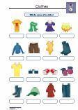 Elementary school / 5th grade Englisch Übungen PDF