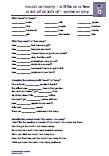Quantifiers Englisch 5.Klasse Arbeitsblätter Übungen