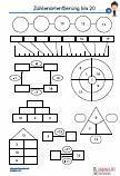 Zahlenorientierung 20 Mathematik 2.Klasse PDF