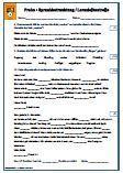 2. Schulprobe Lernzielkontrolle 4.Klasse Deutsch PDF