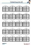 1.Schulprobe Lernzielkontrolle 2.Klasse Mathe PDF