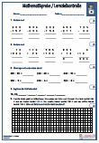2.Schulprobe Klassenarbeit 4.Klasse Mathe PDF