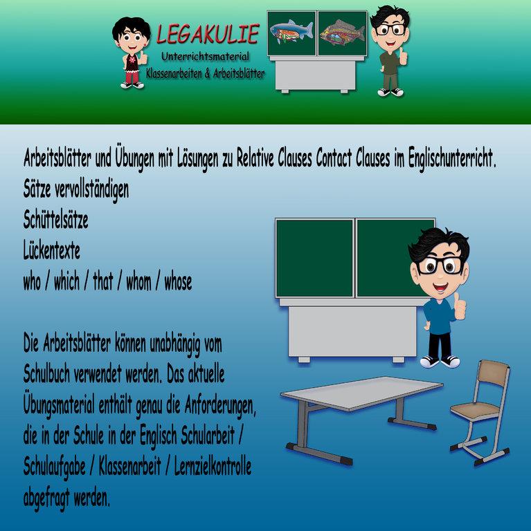 Famous Klasse 6 Englisch Grammatik Arbeitsblatt Mold - Kindergarten ...