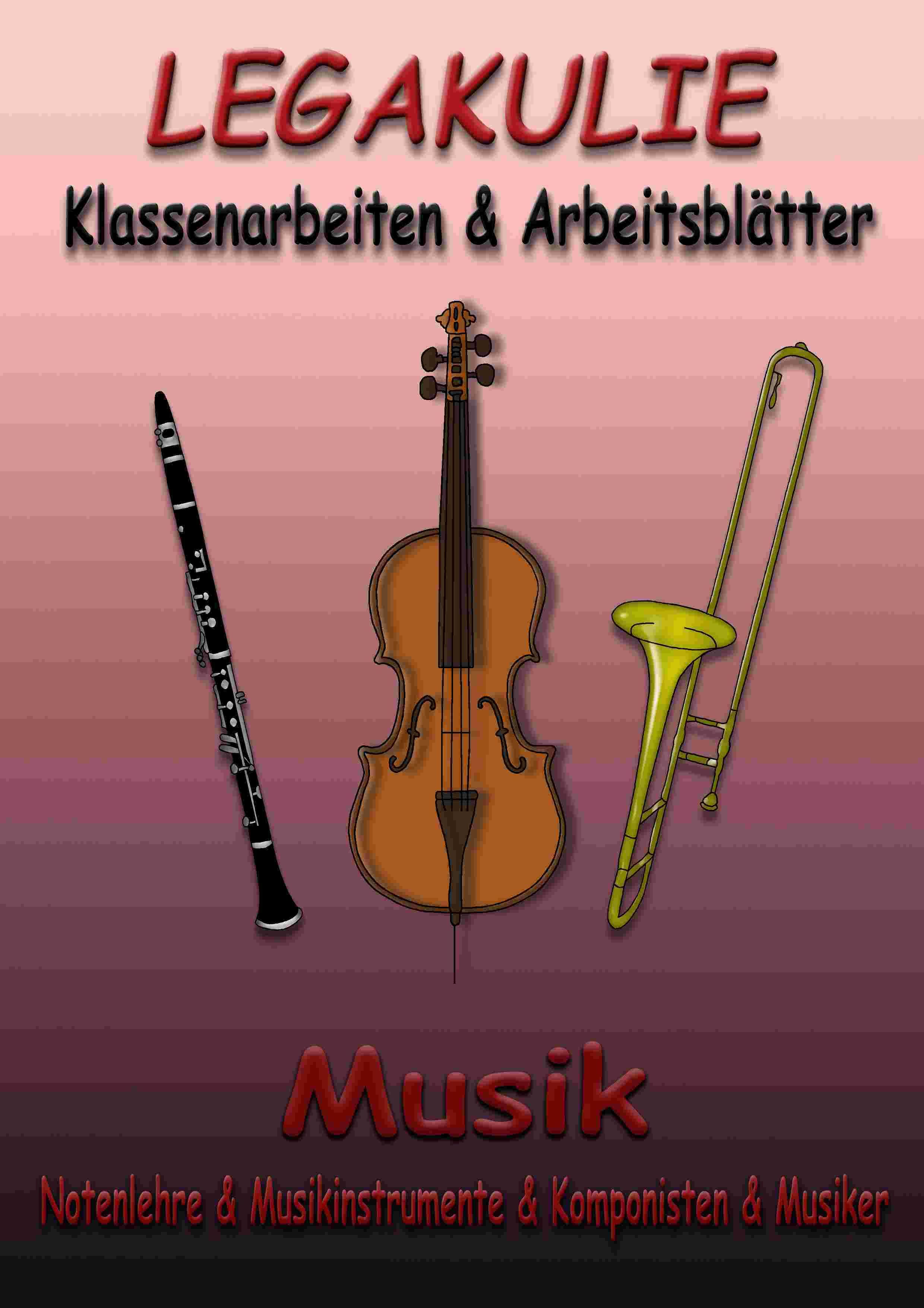Fantastic In Der Musik Was Bedeutet Das Allegro Mathe Arbeitsblatt ...